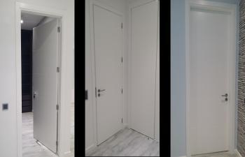 Porta Lacada Branco 4RH